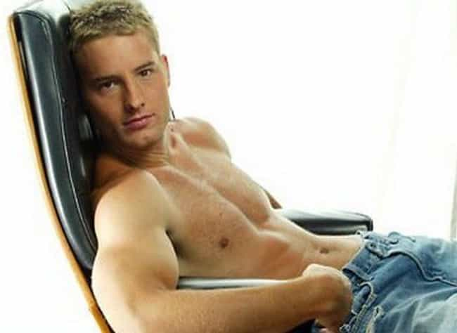 Justin Hartley in Shirtl... is listed (or ranked) 2 on the list Hot Justin Hartley Photos