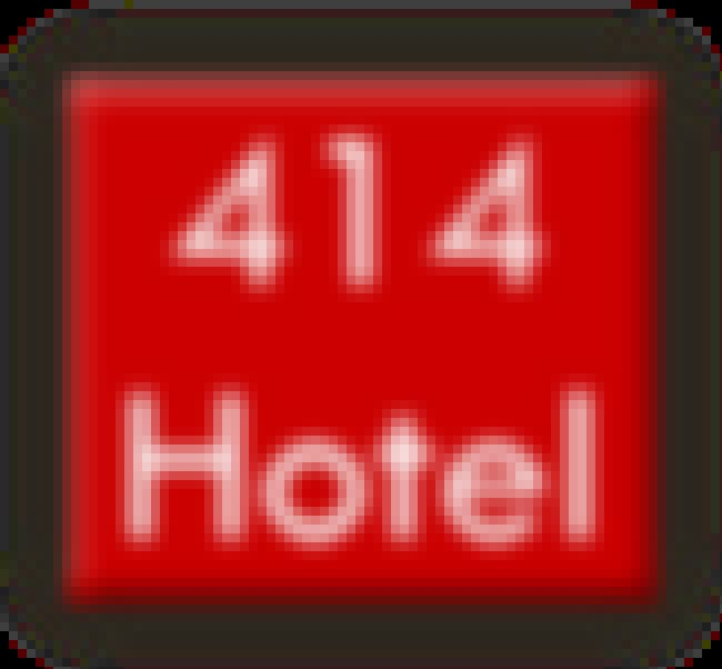 Hotel 414 is listed (or ranked) 4 on the list Secret Hotels in the US