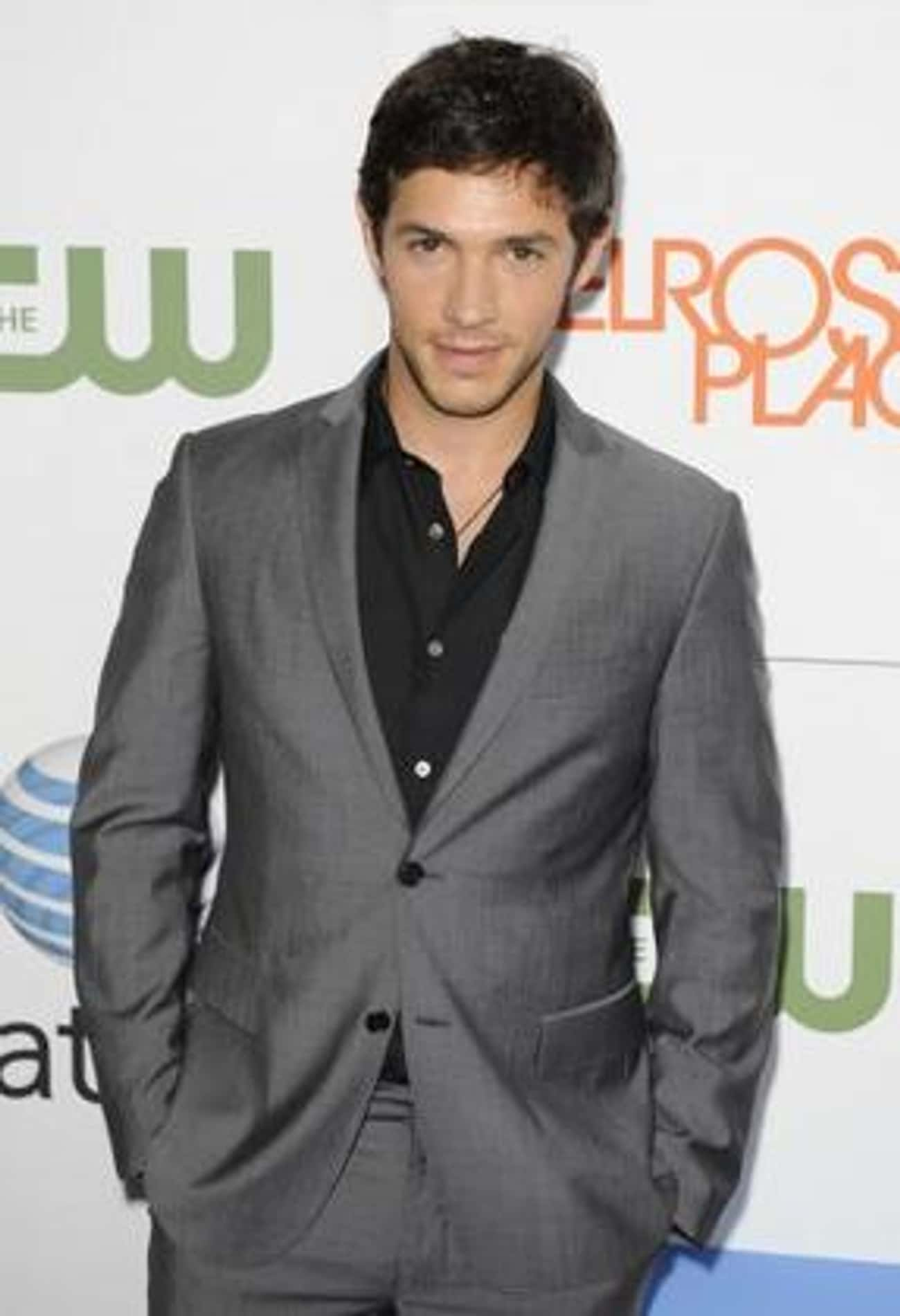 Michael Rady in Gray Worsted Tuxedo