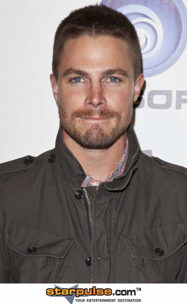 Stephen Amell in Core Rifleman... is listed (or ranked) 1 on the list Hot Stephen Amell Photos