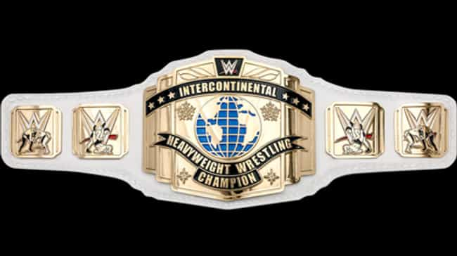 White WWE Intercontinent... is listed (or ranked) 2 on the list The Coolest Championship Belts