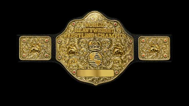 WCW Heavyweight Title Be... is listed (or ranked) 1 on the list The Coolest Championship Belts