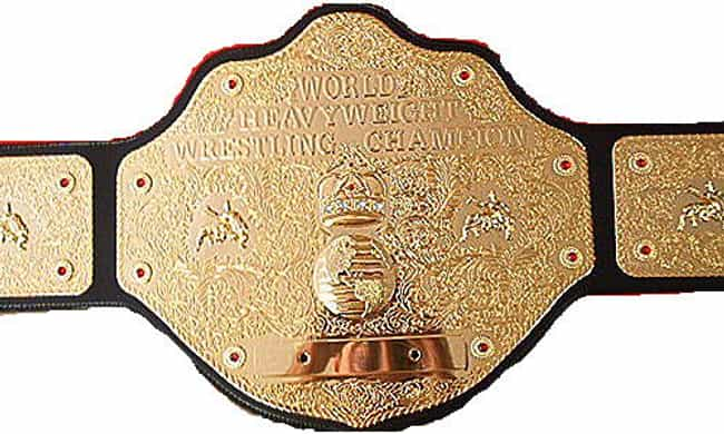 WCW Championship Belt is listed (or ranked) 4 on the list The Coolest Championship Belts