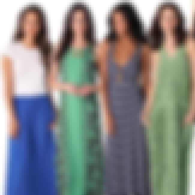 Maxi Dresses is listed (or ranked) 5 on the list The Top Summer Fashion Trends 2012
