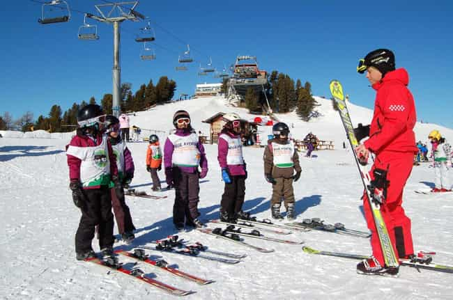 Ski Camp is listed (or ranked) 4 on the list The Most Unconventional Summer Camps