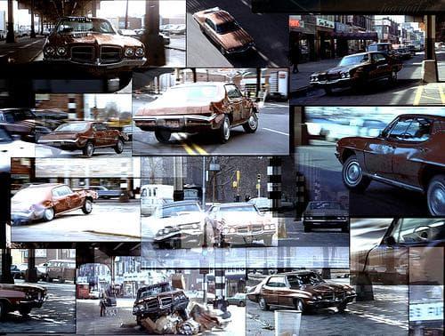 Golden GTO on Random Coolest Fictional Cars