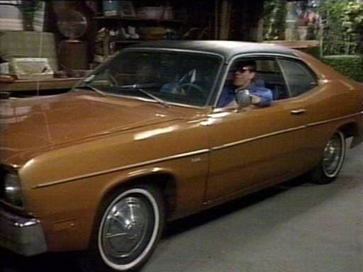 The Dodge on Random Coolest Fictional Cars