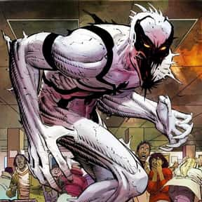 Anti-venom is listed (or ranked) 18 on the list Special Operations Heroes from Marvel Avengers Alliance