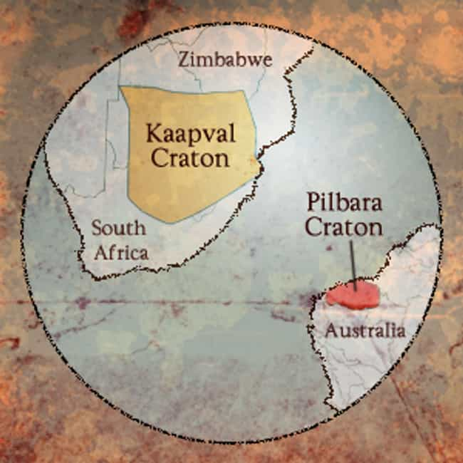 Vaalbara is listed (or ranked) 1 on the list The Earth's Known SuperContinents