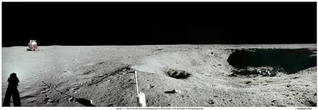 Apollo 20 Moon Mission is listed (or ranked) 3 on the list The 9 Most Successful Real-Life Alien Hoaxes