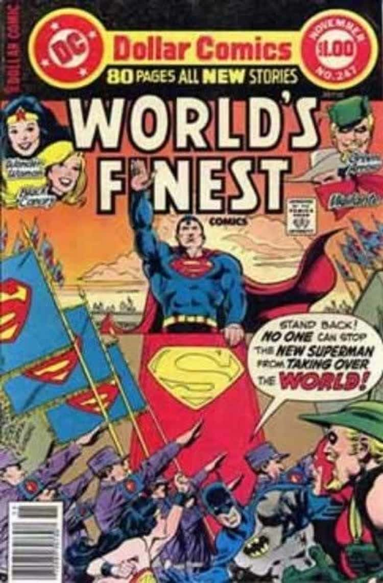The One With Nazi Hitler Superman