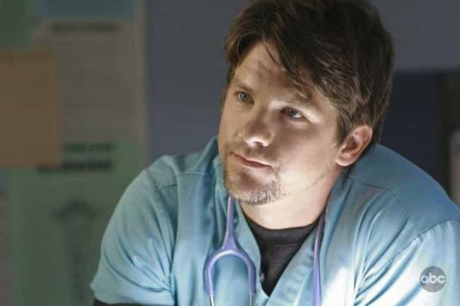 Zachary Knighton in Light Blue... is listed (or ranked) 1 on the list Hot Zachary Knighton Photos