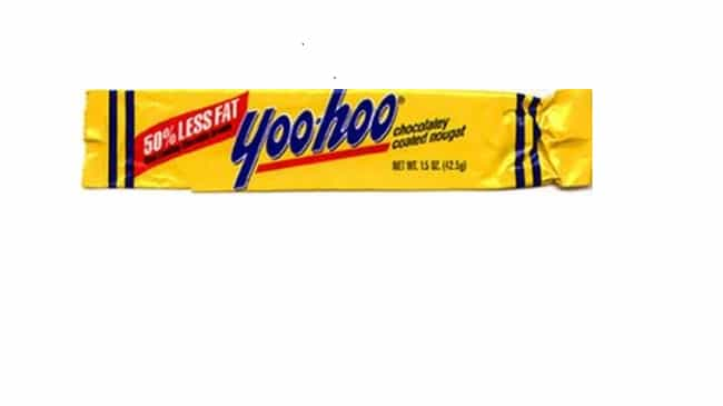 Yoo Hoo Chocolate Bars