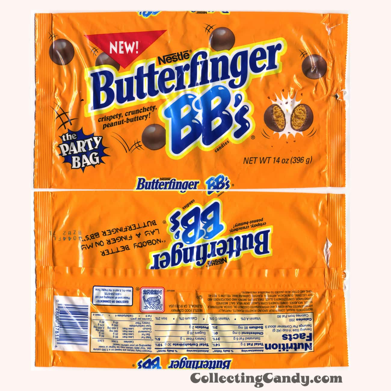 Butterfinger BB's is listed (or ranked) 4 on the list The Greatest Discontinued '90s Foods And Beverages