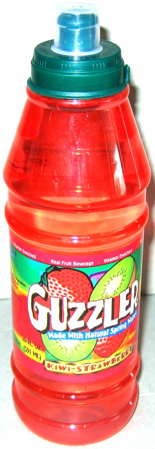 Guzzler Fruit Drinks