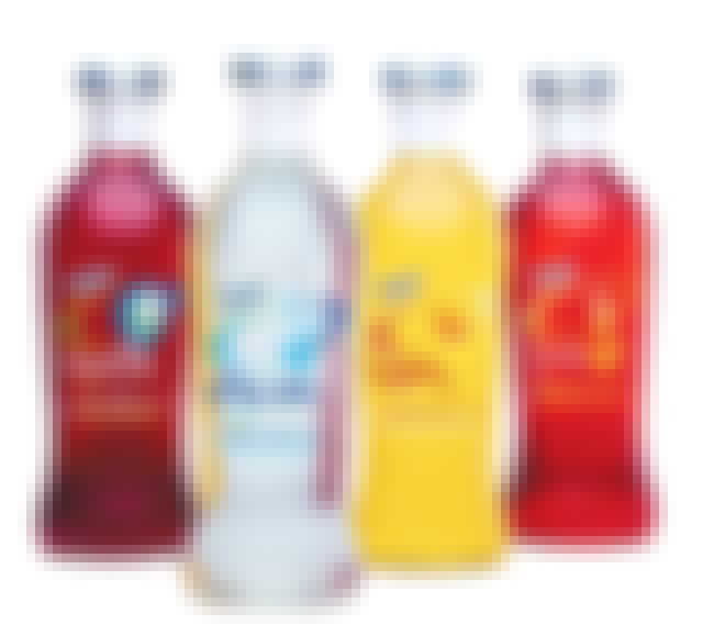 Snapple Elements: Earth, Rain,... is listed (or ranked) 18 on the list The 50 Greatest Discontinued '90s Foods and Beverages