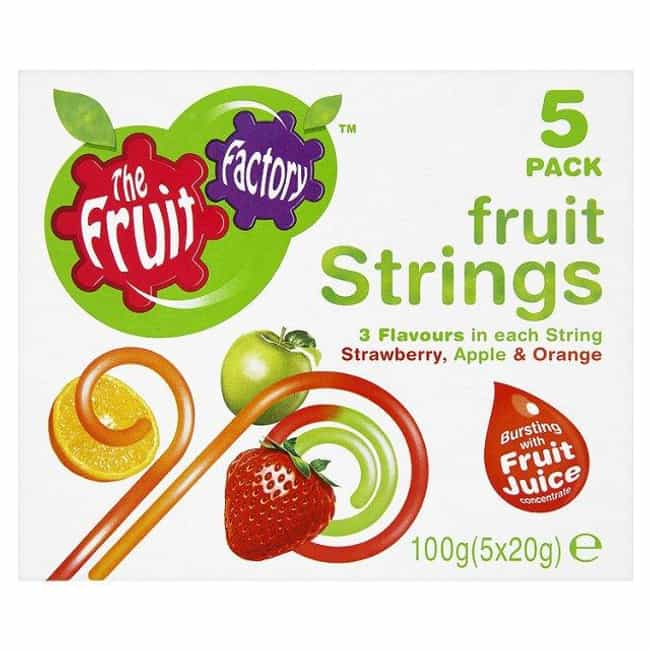The Fruit Factory's Fruit Strings