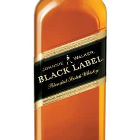 Johnnie Walker Black Label is listed (or ranked) 3 on the list The Best Johnnie Walker Labels