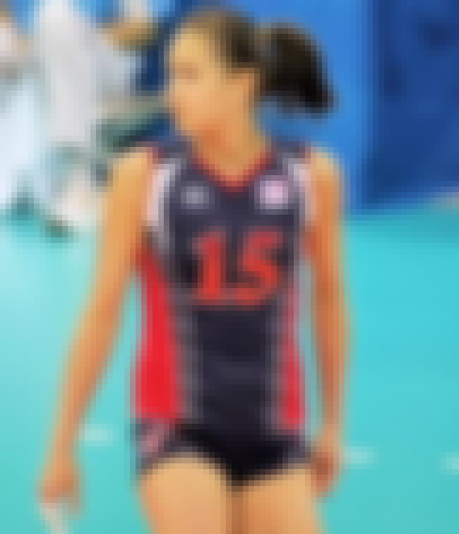 Logan Tom - Outside Hitter is listed (or ranked) 10 on the list London 2012 USA Women's Basketball & Volleyball