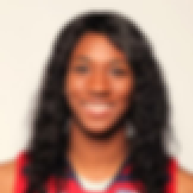 Foluke Akinradewo - Middle Blo... is listed (or ranked) 11 on the list London 2012 USA Women's Basketball & Volleyball