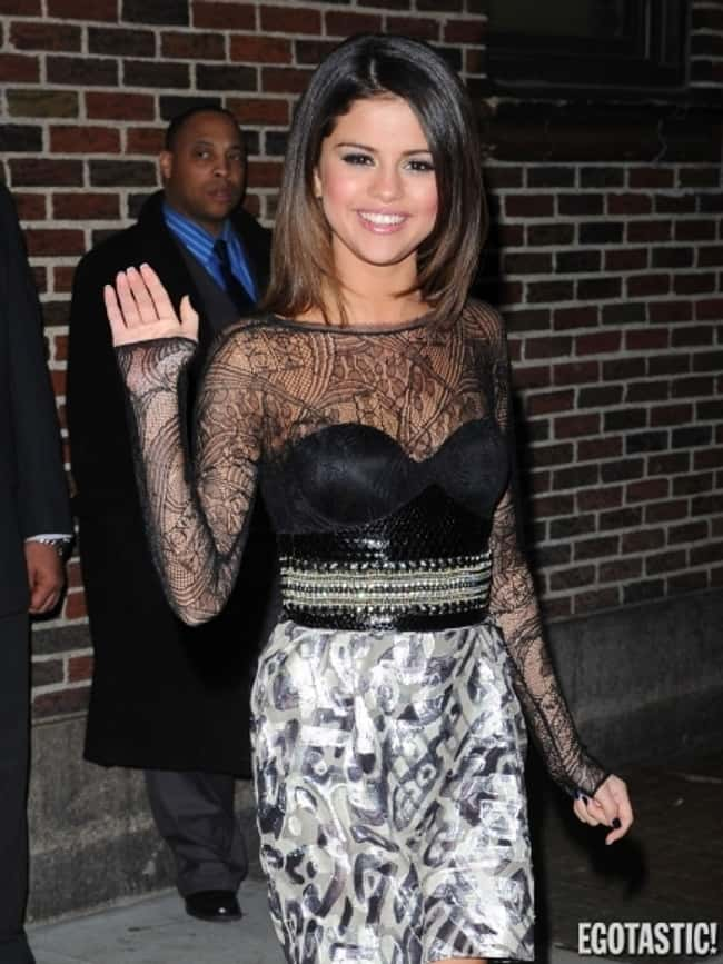 Selena Gomez Out On The Town is listed (or ranked) 15 on the list The 20 Hottest Pictures of Selena Gomez