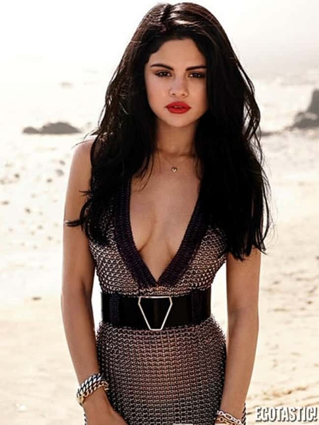 Selena Gomez Posing For Elle M is listed (or ranked) 5 on the list The 20 Hottest Pictures of Selena Gomez