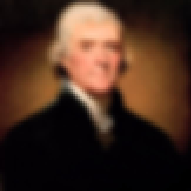 Thomas Jefferson - Third Presi... is listed (or ranked) 2 on the list 5 United States Presidential Leaders Among All Leaders