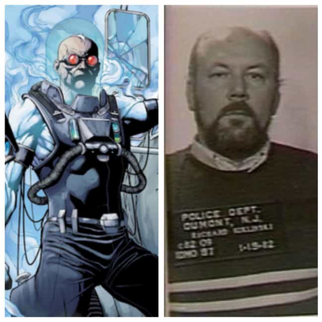 Batman Villain: Mr. Free... is listed (or ranked) 2 on the list The Top 5 Real-Life Versions of Batman Villains