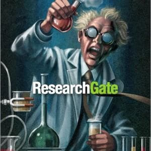 Random Top Science Research Social Networks