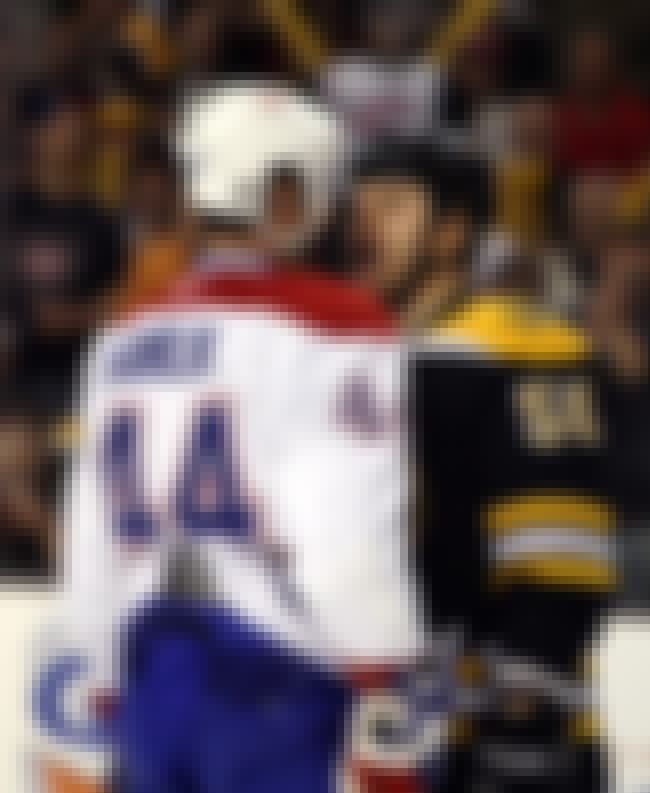 NHL: Canadiens vs. Bruins is listed (or ranked) 13 on the list The Greatest Rivalries in Sports