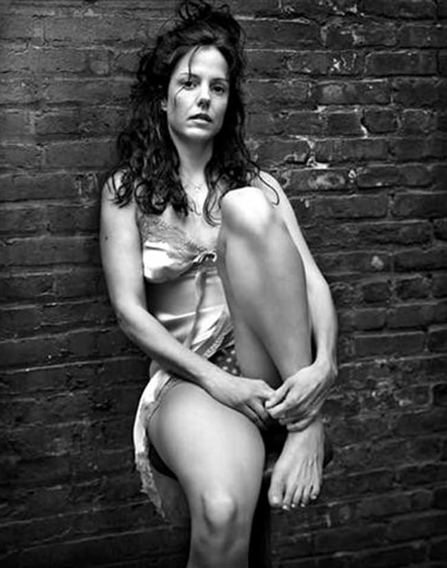 Mary Louise Parker During A Fi Is Listed Or Ranked