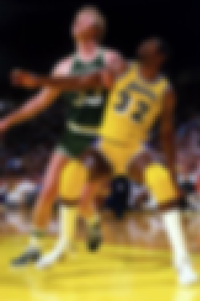 Magic Johnson vs. Larry Bird is listed (or ranked) 2 on the list The Greatest Individual Rivalries in Sports History