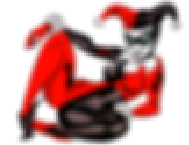 Harley Quinn in Red and Black ... is listed (or ranked) 3 on the list Sexy Harley Quinn Pictures