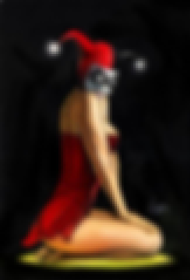 Harley Quinn in Red Night Dres... is listed (or ranked) 4 on the list Sexy Harley Quinn Pictures