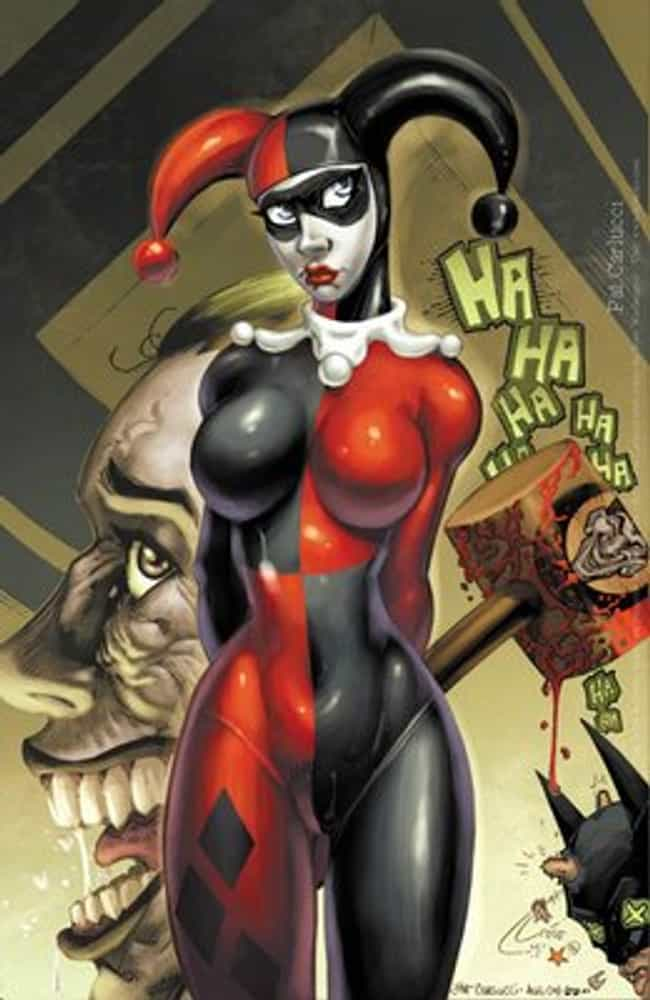 Harley Quinn in Original... is listed (or ranked) 3 on the list The Most Stunning Harley Quinn Pictures