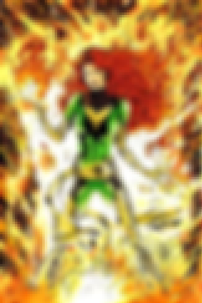 Jean Grey in Dark Phoenix Suit is listed (or ranked) 4 on the list Sexy Jean Grey Pictures