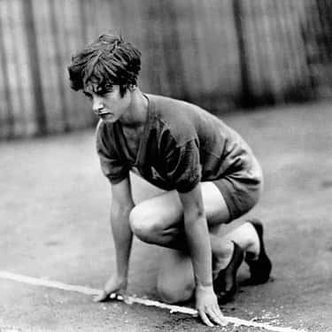 Betty Robinson Overcomes Being Legally Dead, Paralyzed to Win the Gold