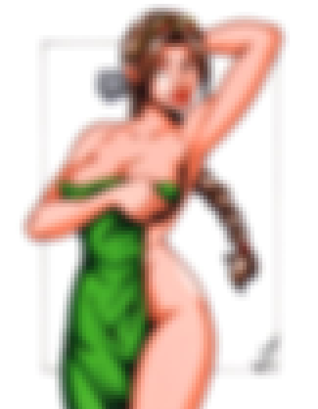 Lara Croft in Green Towel is listed (or ranked) 1 on the list Sexy Lara Croft Pictures