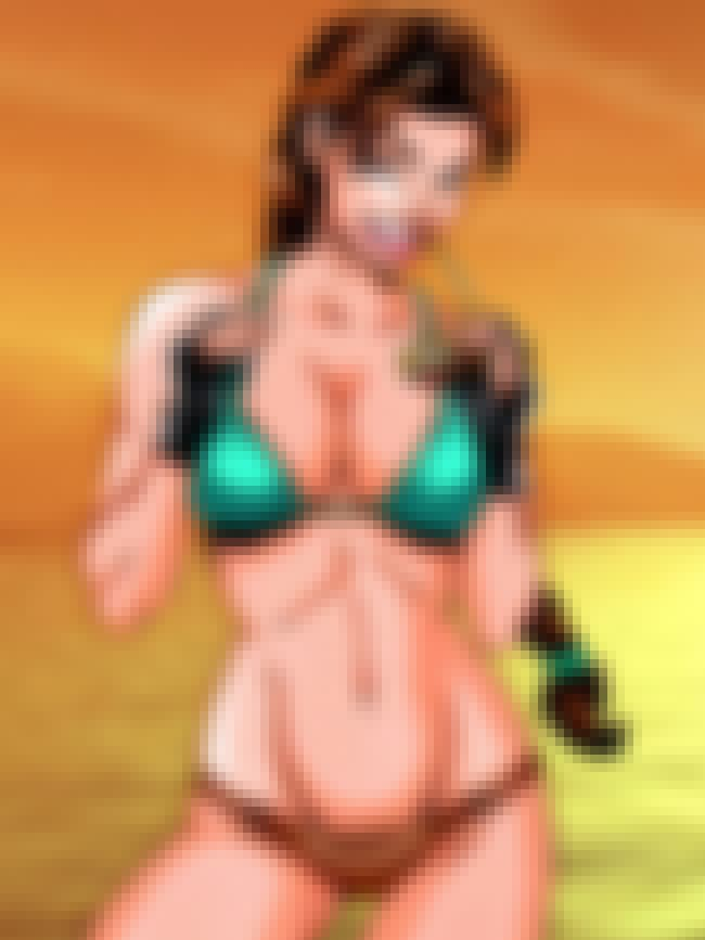 Lara Croft in Halter Bikini Ta... is listed (or ranked) 3 on the list Sexy Lara Croft Pictures