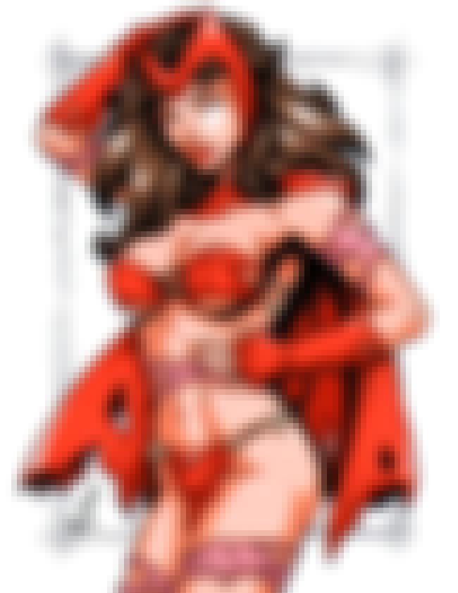 Scarlet Witch in Teared Outfit... is listed (or ranked) 3 on the list Sexy Scarlet Witch Pictures