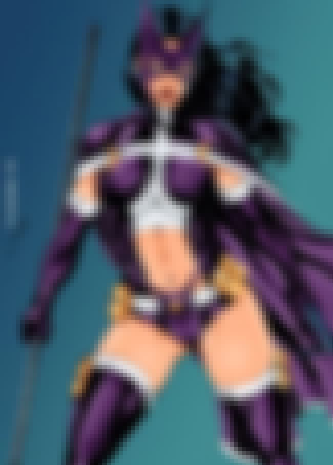 Huntress in Purple Body Mat Ou... is listed (or ranked) 4 on the list Sexy Huntress Pictures
