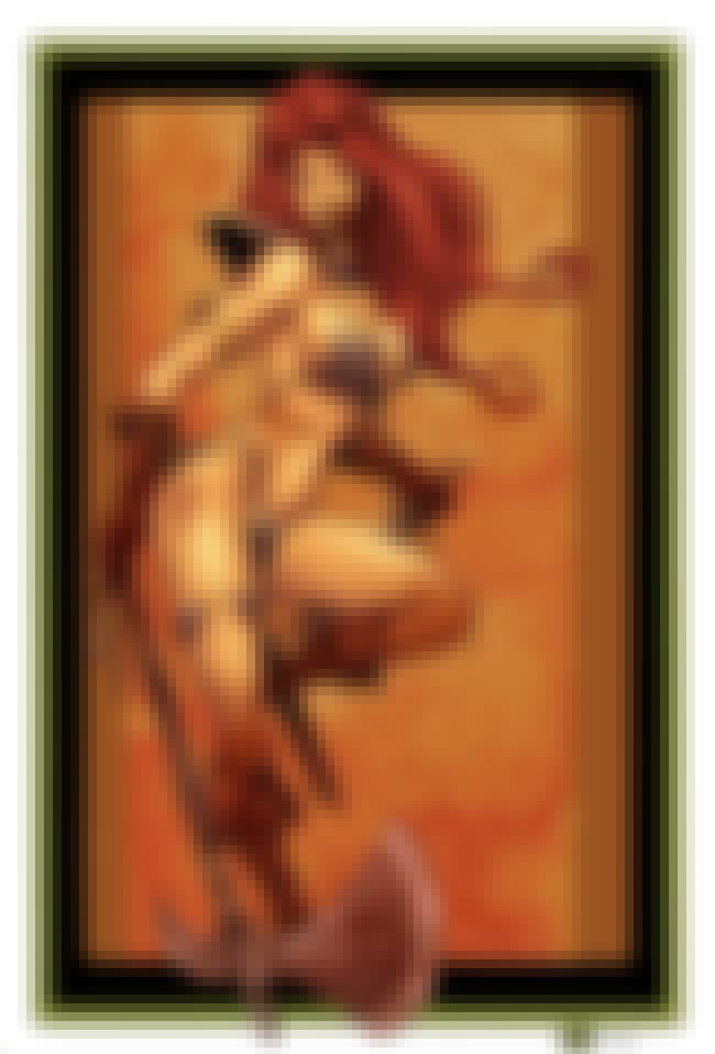 Red Sonja with Her Battle Axe is listed (or ranked) 4 on the list Sexy Red Sonja Pictures