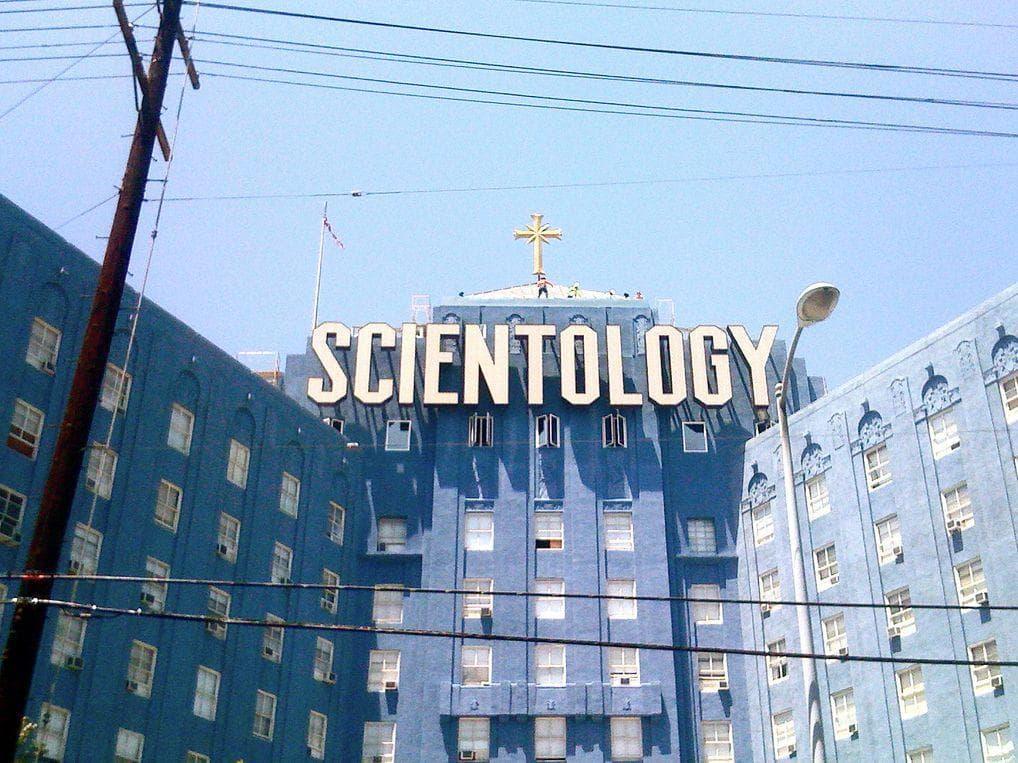 Random Scariest (Believable) Scientology Conspiracy Theories