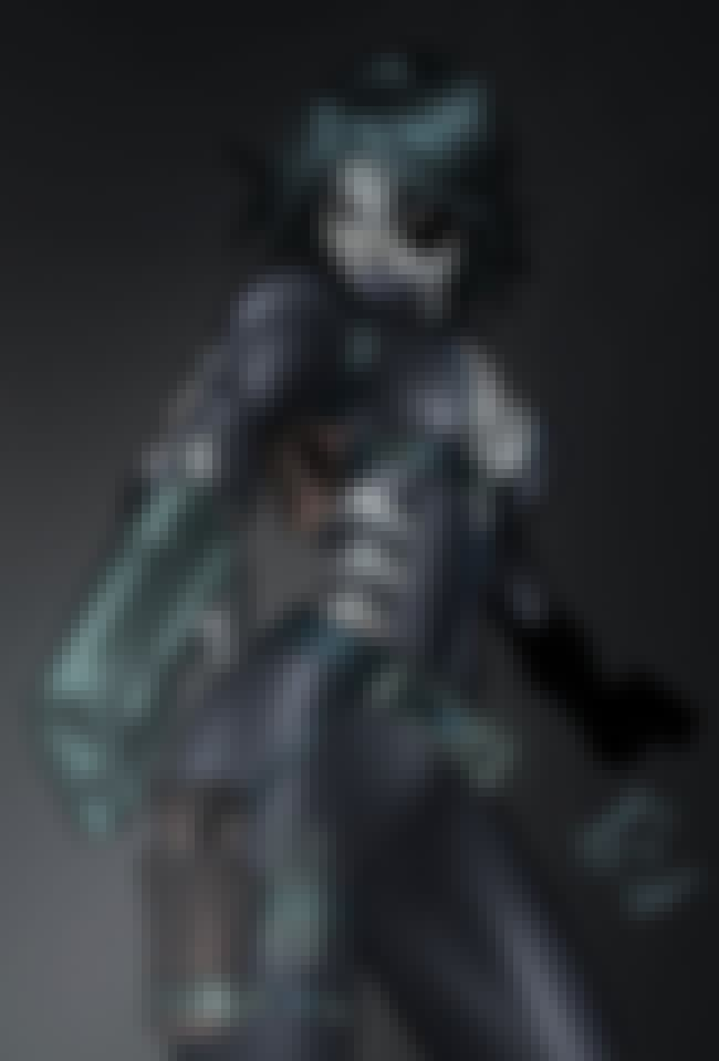 Domino in Blue Tight Suit is listed (or ranked) 3 on the list Sexy Domino Pictures