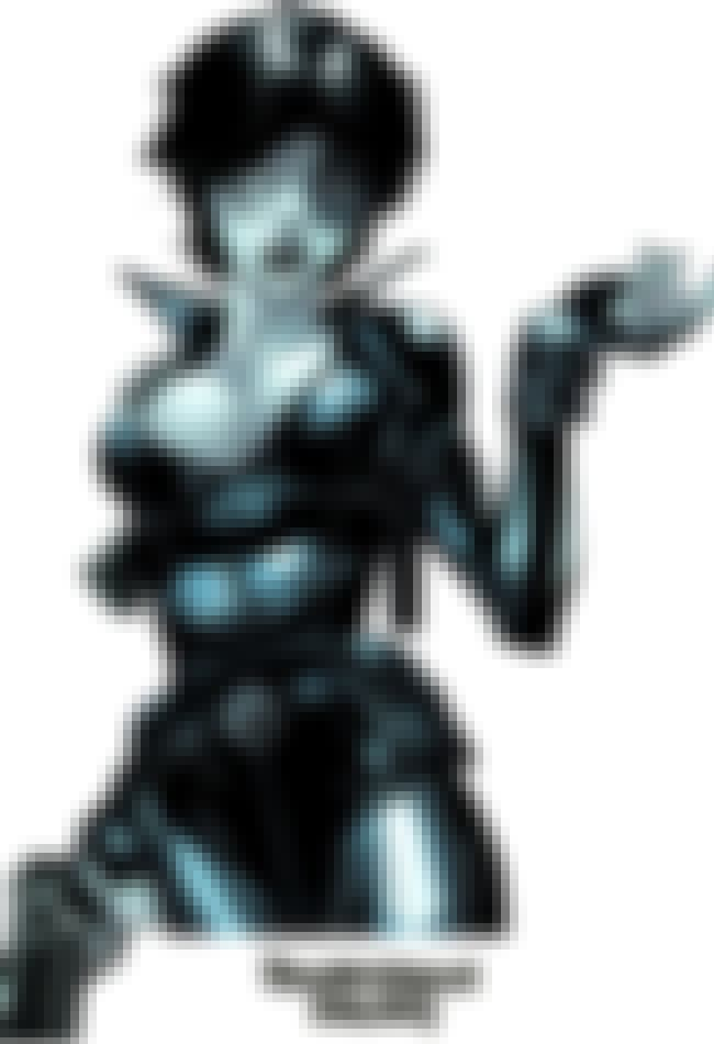 Domino in Tight Leather Suit is listed (or ranked) 1 on the list Sexy Domino Pictures