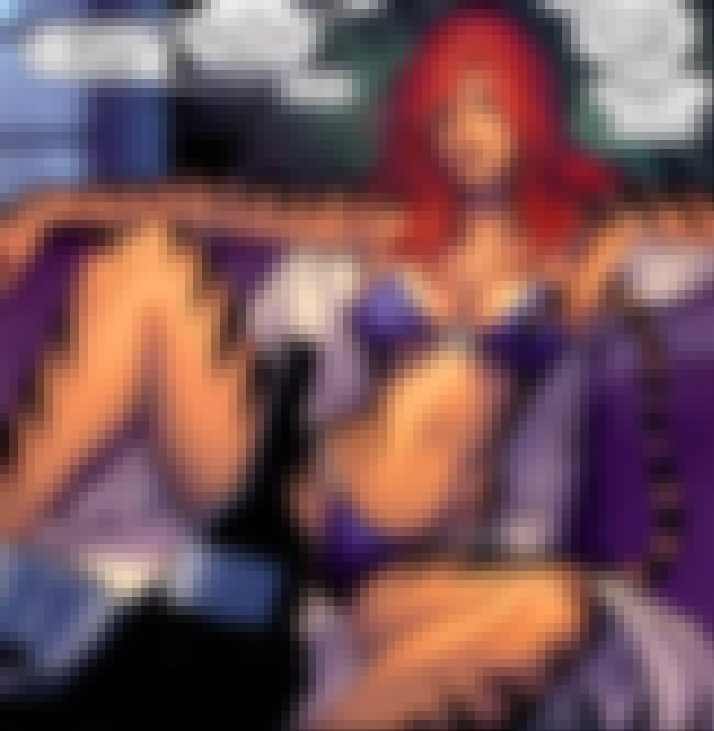Tigra in Navy Blue Swimsuit is listed (or ranked) 1 on the list Sexy Tigra Pictures