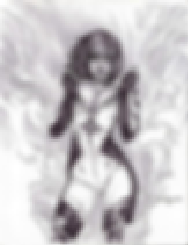 Black and White Image of Jade is listed (or ranked) 4 on the list Sexy Jade Pictures