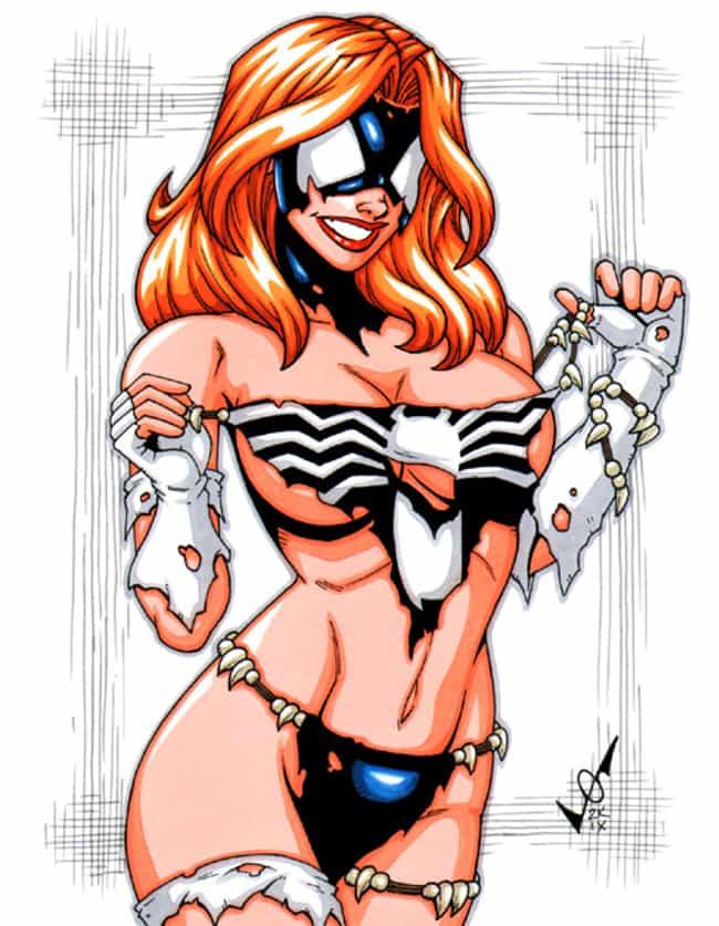 spider women nackt