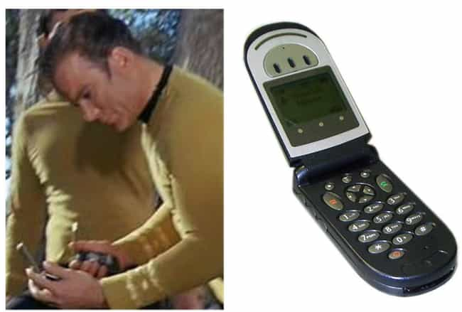 It Basically Invented the Mobi... is listed (or ranked) 2 on the list 7 Ways Star Trek Changed the World