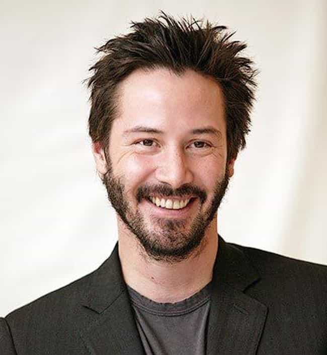 Keanu Reeves Face